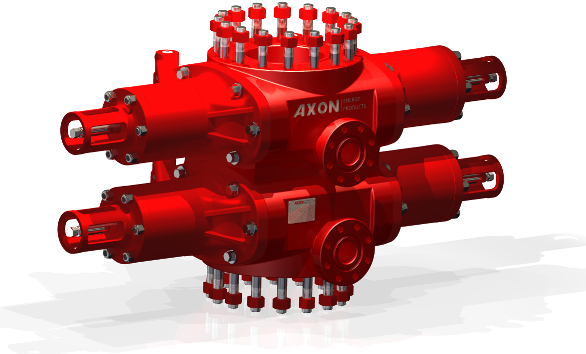 Type 53 Ram Blowout Preventer